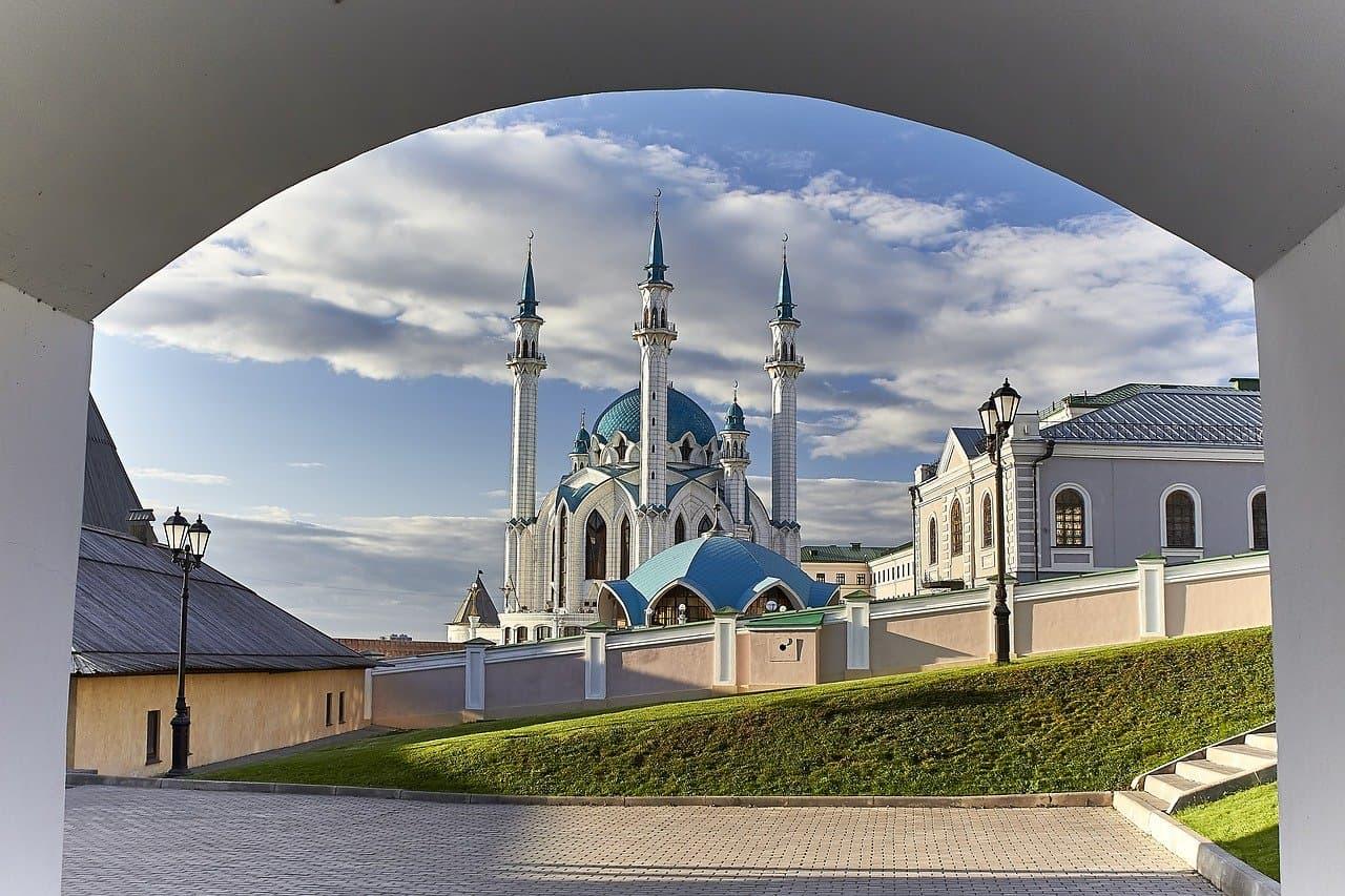 kazan, kul-sharif, mosque